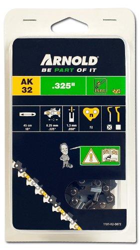 Arnold-1191-X2-5072-Sgekette-325-Zoll-13-mm-72-Treibglieder-45-cm-Schwert