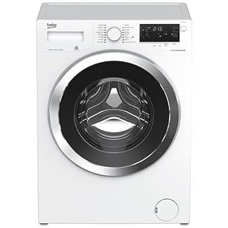 Beko-WTY81433CI-Waschmaschine-freistehend-Frontlader-8-kg-A-Wei