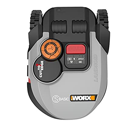 Worx-Landroid-S-Basic-Mhroboter-in-Grau-Automatischer-Rasenmher-fr-bis-zu-300-qm-mit-AIA-Technik-fr-przise-Mharbeit