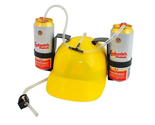 Bierhelm-Helm-Trinkhelm-Bier-Hut-Saufhelm-Party-Getrnkehalter-Duo-645
