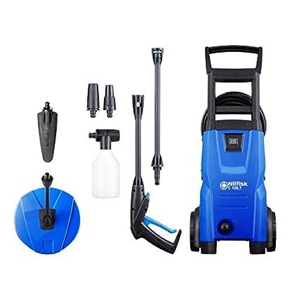 Nilfisk-C105-75-leichte-Kompakte-Hochdruckreiniger–Blau