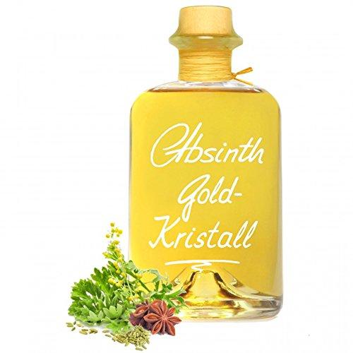 Absinth-Gold-Kristall-07-L-ohne-Farbstoff-mit-maximal-erlaubtem-Thujongehalt-35mgL-55-Vol