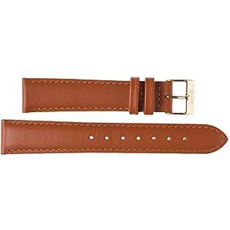 16-mm-KAISER-Uhren-Lederband-Uhrenarmband-Lederuhrband-Cognac-16-mm-Schliesse-gelb