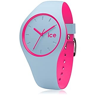 Ice-Watch-ICE-duo-Blue-Pink-Blaue-Damenuhr-mit-Silikonarmband-001499-Medium