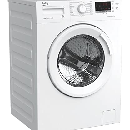 Indesit-EWC-61252-W-FR-Waschmaschine-freistehend-Frontbeladung-6-kg-1200-Umin-Wei-A-Drehknpfe-Transchlag-links-Wei