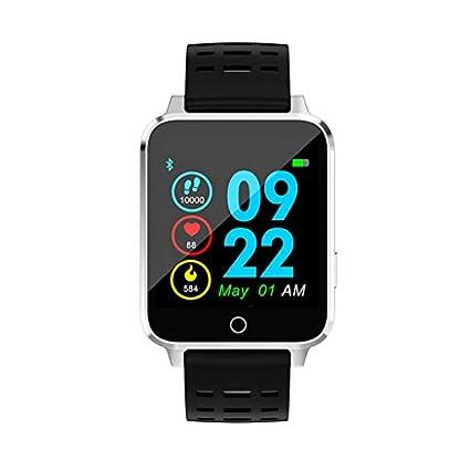 A-Artist-Smartwatch-Sportuhr-Bluetooth-Uhr-Intelligente-Armbanduhr-Wasserdicht-Fitness-Tracker-mit-Herzfrequenz-Schlafmonitor-und-Kalorienzhler-mit-Schrittzhler-Pulsuhr-iOS-und-Android