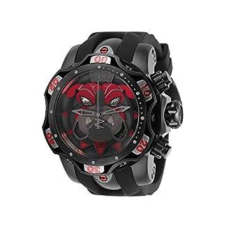INVICTA-Herren-Analog-Quarz-Uhr-mit-Edelstahl-Armband-30349