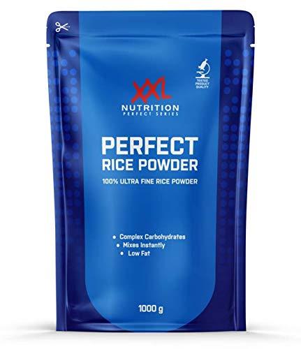 XXL Nutrition Perfect Rice Powder | Instant Brauner Reis Pulver 5000g