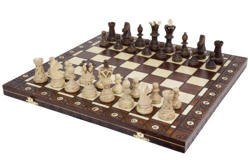 Grosses-Schachspiel-EL-GRANDE-54cm-x-54cm-KH110mm