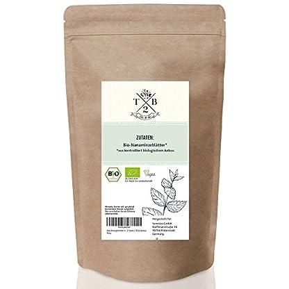 Nana-Minze-BIO-Tee-geschnitten-in-Bio-Qualitt-mit-loser-Nanaminze-Spearmint-marokkanische-Minze100g-Tea2Be