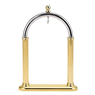 Bogenform-Golden-Kupfer-Pocket-Watch-Stand