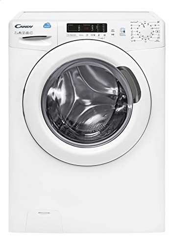 Candy-CS-1472D31-S-Waschmaschine-Frontlader-A-1400-rpm-7-kilograms