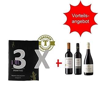 Rotwein-Italien-Bag-in-Box-I-Muri-Puglia-Primitivo-3-x-50L-plus-Rotweinpaket-3-x-075L-inclusive