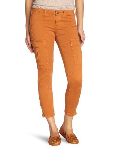 Freesoul Damen Jeans P71162 Skinny / Slim Fit (Röhre) Niedriger Bund
