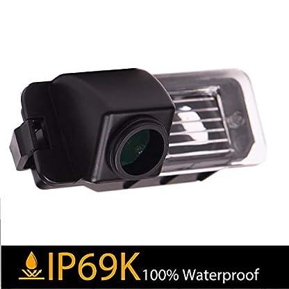 HD-1280x720p-Wasserdicht-Rckfahrkamera-in-Kennzeichenleuchte-Einparkhilfe-Kamera-Nachtsicht-Einparkkamera-fr-VW-EOS-Golf-V-MK5-Passat-B7-CC-Golf-VI-MK6-AmarokRobuster-Seat-Leon-Altea-Superb-I