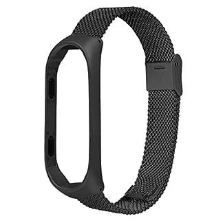 Siswong-Fr-Xiaomi-Mi-Band-4-Elegant-Rostfreier-Stahl-Metallisch-Edelstahl-Milanese-Ultradnne-Wristband-Strap-Fr-Mnner-und-Frauen