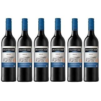 Drostdy-HofDrostdy-Wineries-Rotwein-aus-Sdafrika-Weinpaket-Drostdy-Hof-Merlot-2018-6-x-075-Liter
