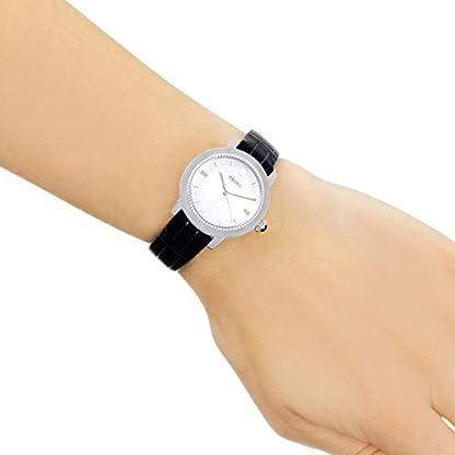 Seiko-Damen-Datum-klassisch-Quarz-Uhr-mit-Leder-Armband-SRZ451P1