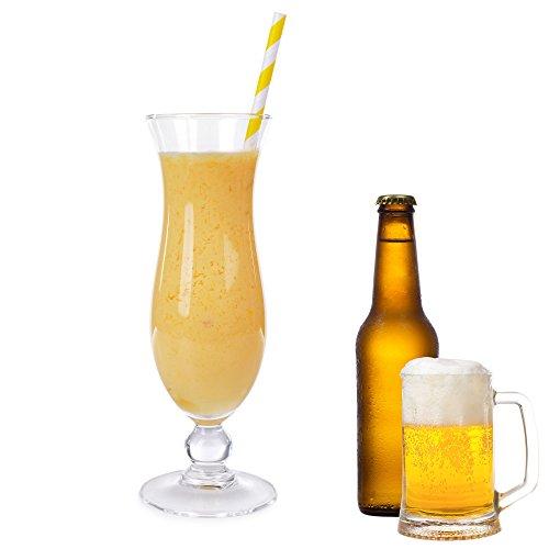 Bier Geschmack Proteinpulver Vegan mit 90% reinem Protein Eiweiß L-Carnitin angereichert für Proteinshakes Eiweißshakes Aspartamfrei (1kg)