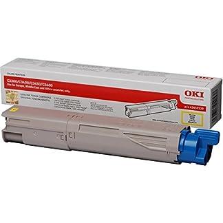 OKI-43459329-C3300-C3400-C3450-C3600-Tonerkartusche-hohe-Kapazitt-2500-Seiten-gelb
