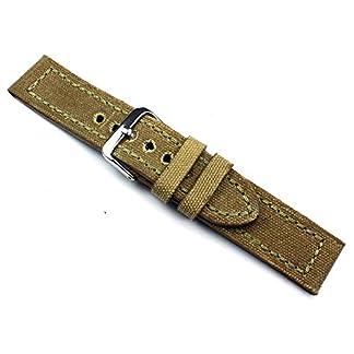 RIOS1931-22mm-LEDER-CANVAS-handmade-GERMANY-Uhrband-2222mm-BAND-Retro-Look-STRAP-TAUCHER-DIVER-MARINE-MILITARY-STRAP