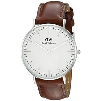 Daniel-Wellington-Classic-Damen-Armbanduhr-Analog-Quarz-Leder-DW00100052