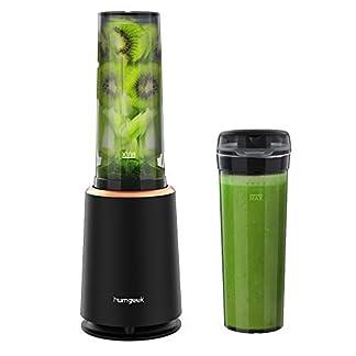 homgeek-Smoothie-Maker-Mini-Blender-Mixer-230W-Smoothie-Mini-Standmixer-mit-Tragbarer-BPA-freie-400ML-Flasche-Schwarz