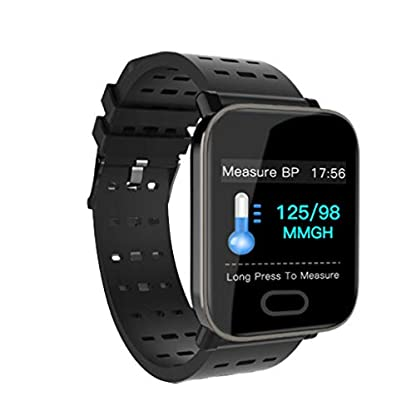 A-Artist-Smartwatch-Smart-Watch-Sport-Uhr-Smart-Uhr-Fitness-Tracker-mit-Schrittzhler-Schlafanalyse-TouchscreenSMS-Facebook-Vibration-Kompatible-Android-Handy-fr-Herren-Damen