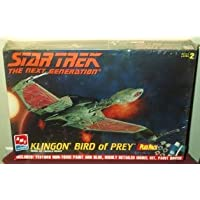 Star-Trek-Klingon-Bird-of-Prey-Raumschiff-Modell