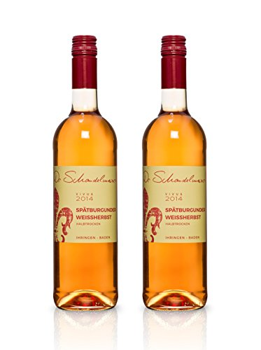 Weingut-Dr-Schandelmeier-Sptburgunder-Weiherbst-2014-halbtrocken