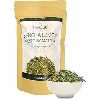 Sencha-Lemon-Grner-Tee-Lose-Japan-mit-Zitronengras-und-Matcha-Japanischer-Grntee-Fruchtig-Mild-Tea-Club