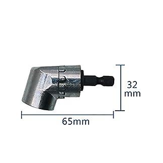 BoLu-Winkelschrauber-Vorsatz-Adapter-mit-14-Zoll-Schnellwechsel-und-Magnetischen-Bit-Halter-Winkelschraubendreher-Winkelgetriebe-Winkel-Verlngerung-Bohrer-Schraubendreher-Adapter