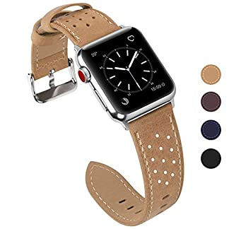 Fullmosa-Kompatible-Apple-Watch-Armband-38mm-42mm-Breeze-Lederarmband-Ersatzband-iWatch-Uhrenarmband-fr-iWatch-Serie-3-2-1-Hermes-und-Nike-Edition38mm42mm