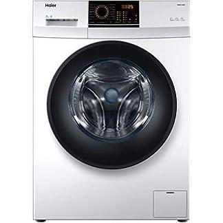 Haier-HWS60-12829-Waschmaschine-freistehend-Beladung-oben-6-kg-1200-Umin-A-Wei-Drehknpfe-Touchscreen-schwarz-6-kg