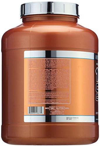 Scitec Nutrition  Casein Complex Maracuja- White Chocolate, 1er Pack (1 x 2350 g)