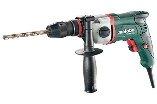 Metabo-600383000-Bohrmaschine-BE-60013-2-600W-Schwarz-Grn-Grau-Rot