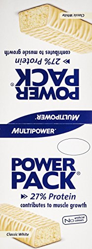 Multipower Power Pack, Classic White (24x 35 g)