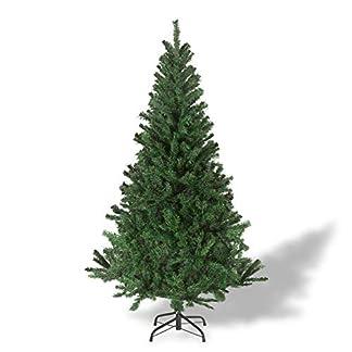 Julido-Weihnachtsbaum-Kunstbaum-knstlicher-Baum-Tannenbaum-Dekobaum-Christbaum-Grn-mit-Stnder