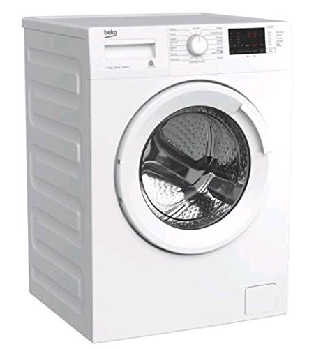 BEKO-wtxs61032-W-autonome-Belastung-vor-6-kg-1000trmin-A-Wei-Waschmaschine-Waschmaschinen-autonome-bevor-Belastung-wei-drehbar-links-LED