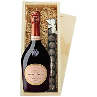 Laurent-Perrier-Rose-Champagne-Trffel-Holzkiste