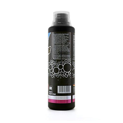 MAXLER L-Carnitine Comfortable Shape 3000 Blueberry-Raspberry, 500 ml