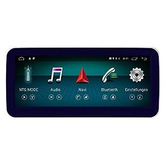 TAFFIO-1025-Android-81-HD-Anti-Glare-Display-Touchscreen-GPS-Navigation-Display-Bluetooth-USB-SD-Media-Player-Mercedes-Benz-CLS-W218-NTG4x-8-Octa-Core-Prozessor-4GB-RAM-64GB-ROM