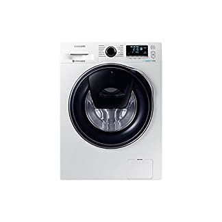Samsung-ww80-K6404qw-autonome-Belastung-Bevor-8-kg-1400trmin-A-40-wei-Waschmaschine-Waschmaschinen-autonome-bevor-Belastung-wei-links-LED-Blau
