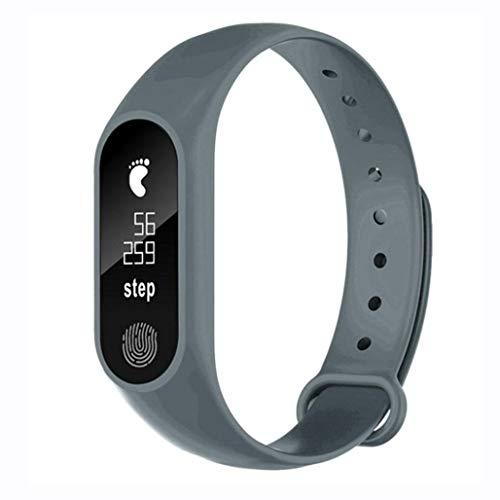 Fuibo-Smartwatch-Sport-Schrittzhler-Smart-Armband-Herzfrequenz-Bluetooth-V40-Smart-Watch-Armbanduhr-Sport-Fitness-Tracker-Armband