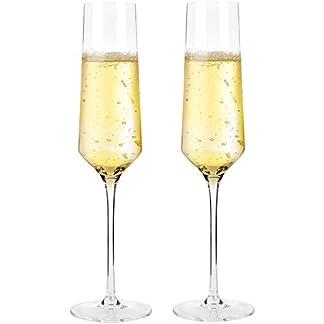 Doctor-Hetzner-SektglserSektkelche-100-BleifreieKristall-Sektglas-Champagnerglser-2er-Pack
