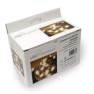 LED-Universum-WBLWW1065-LED-Lichterkette-warmwei-mit-100-LEDs-Lnge-10-Meter-Stimmungsbeleuchtung-spritzwassergeschtzt-fr-innen-und-auen-Weihnachten-Feier-Wohnzimmer-Garten-Terasse