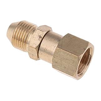 Baoblaze-Hochdruckreiniger-Schnellanschluss-M14Mm-X-14-Zoll-Schnellstecker-Adapter-aus-Messing