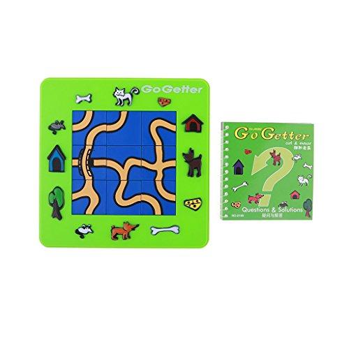 D-DOLITY-Verschiedene-Interessantes-Kinderspielzeug-Logik-Brettspiel-Intelligenz-Spielzeug