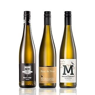 GEILE-WEINE-Weinpaket-FEINHERB-3-x-075l-Probierpaket-halbtrockene-Weiweine-aus-Deutschland