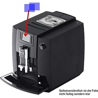 2X-ANTIREFLEX-matt-Schutzfolie-fr-Jura-E60-15082-Kaffeevollautomat-Displayschutzfolie-Bildschirmschutzfolie-Schutzhlle-Displayschutz-Displayfolie-Folie